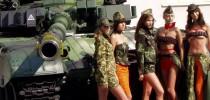 Vojáci a krása žen