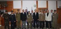 Zasedání vojenských profesionálních svazů Viszegrádské čtyřky 2020 v ČR