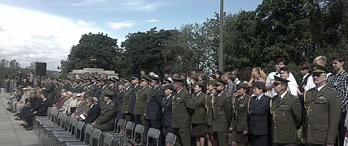 Dne 30.června 2017 se zástupci SVP AČR zúčastnili oslav Dne Ozbrojených sil České republiky na Národním památníku na Vítkově v Praze.