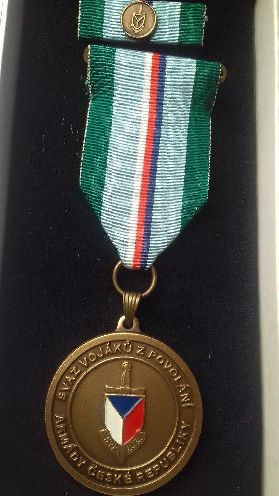 pamětní odznak SVP